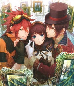 Code:Realize: Sousei No Himegimi Episode 1 Subtitle Indonesia
