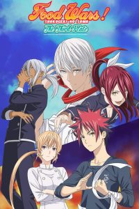 Shokugeki No Souma Season 3 Episode 1