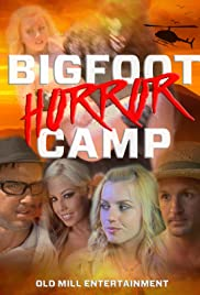 Bigfoot Horror Camp
